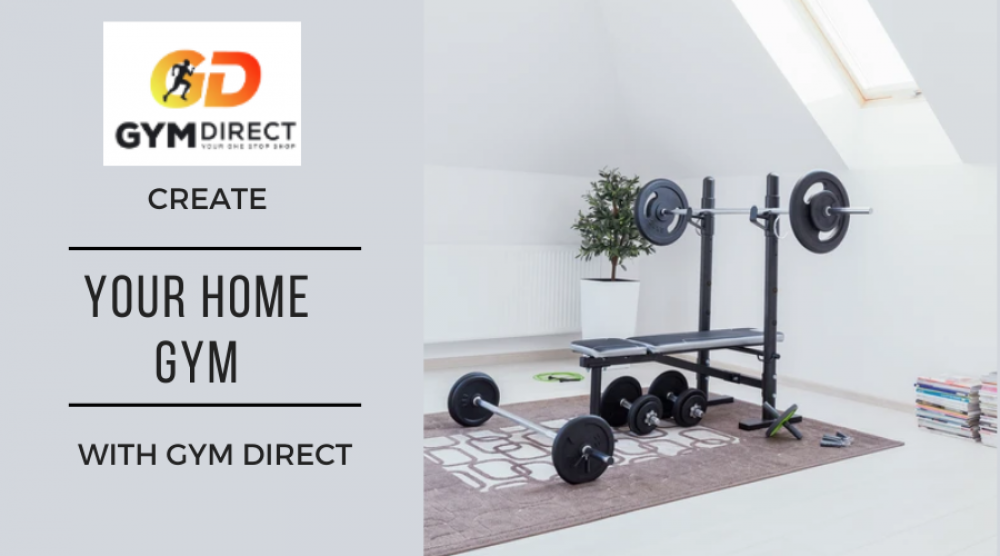 Create Your Home Gym with Gym Direct