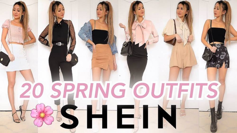 Shein Summer Styling – The Heat Is ON!
