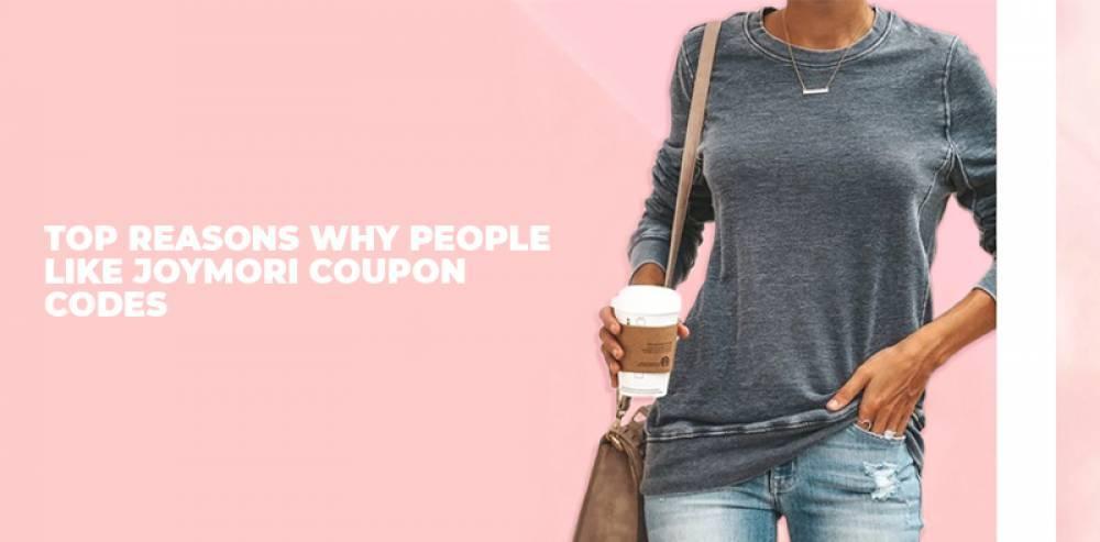 Top Reasons Why People Like Joymori Coupon Codes