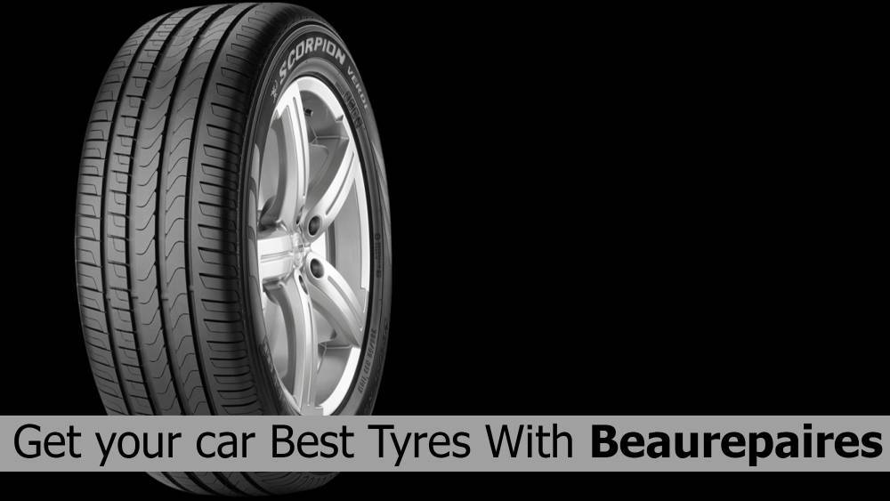 Get Your Car Best Tyres With Beaurepaires