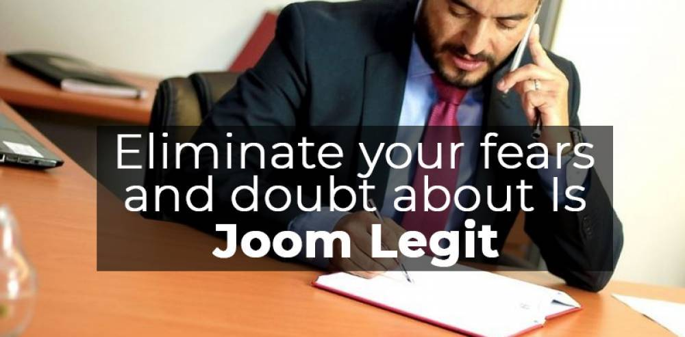 Eliminate your fears and doubt about Is Joom Legit