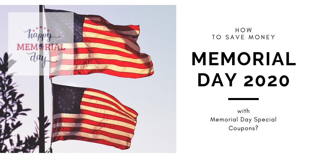 How to Save Money with Memorial Day Special Coupons?