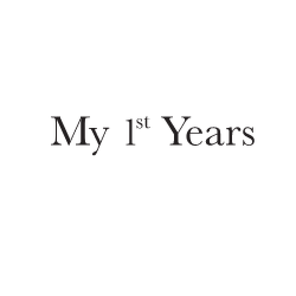 My 1st Years: 40% OFF In The Sale