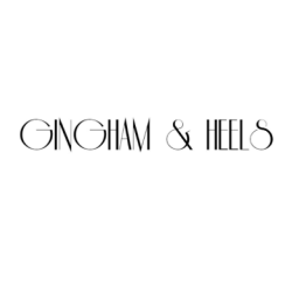 Gingham & Heels