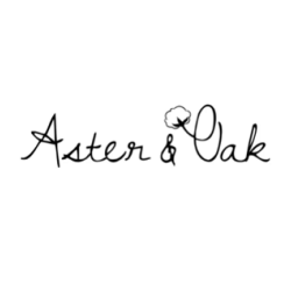 Aster & Oak